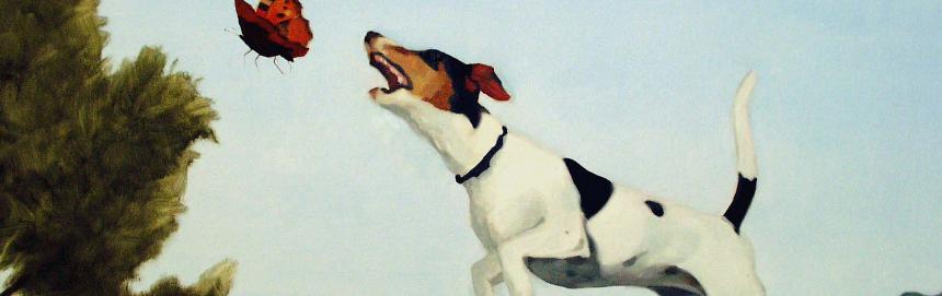 hund tierporträt