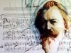 Johannes Brahms im Vienna Hilton Hotel